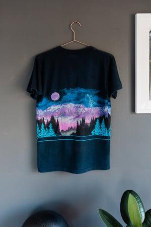 Image of Vintage early 90's Oklahoma Mountains Shirt