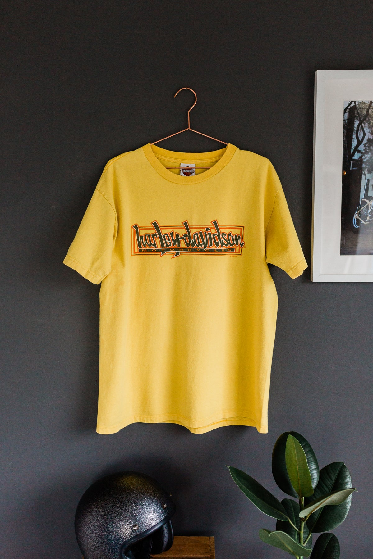 Image of Harley Davidson - Deadwood Run Tee