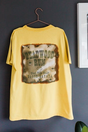 Image of Harley Davidson - Deadwood Run Tee