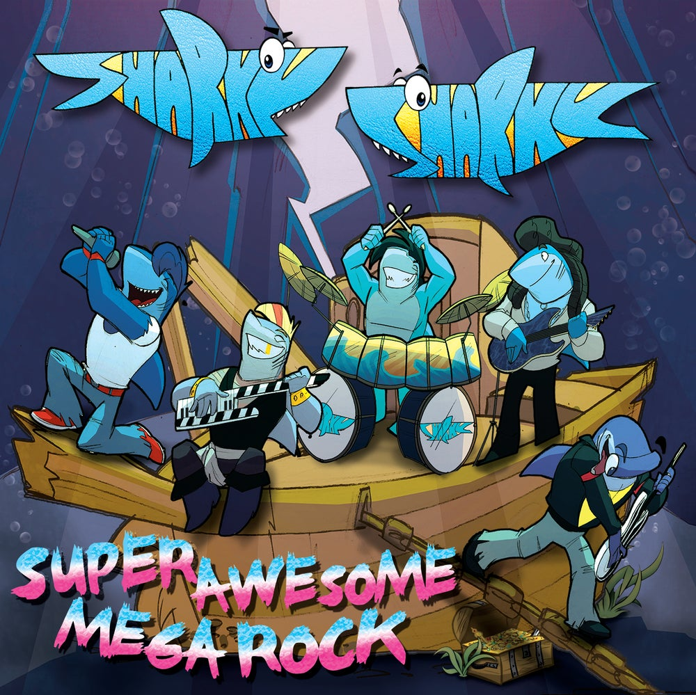 Image of SUPER AWESOME MEGA ROCK