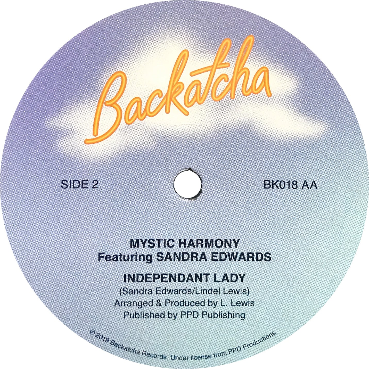 Image of SOLD OUT Mystic Harmony 12""