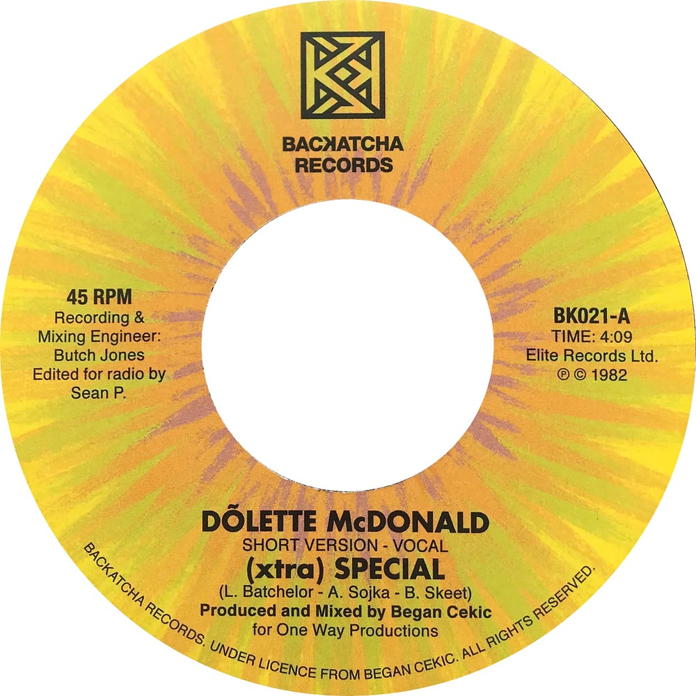 Image of SOLD OUT - Dõlette Mcdonald
