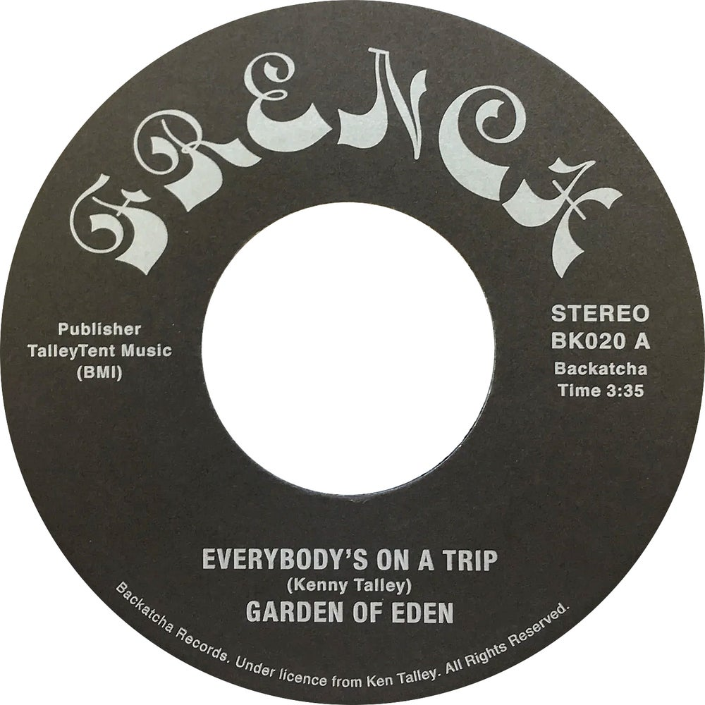 Image of SOLD OUT - Garden Of Eden