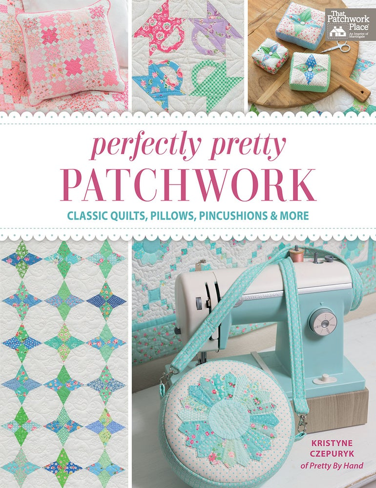 Image of Perfectly Pretty Patchwork