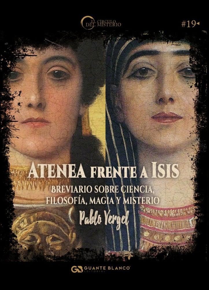 Image of Atenea frente a Isis