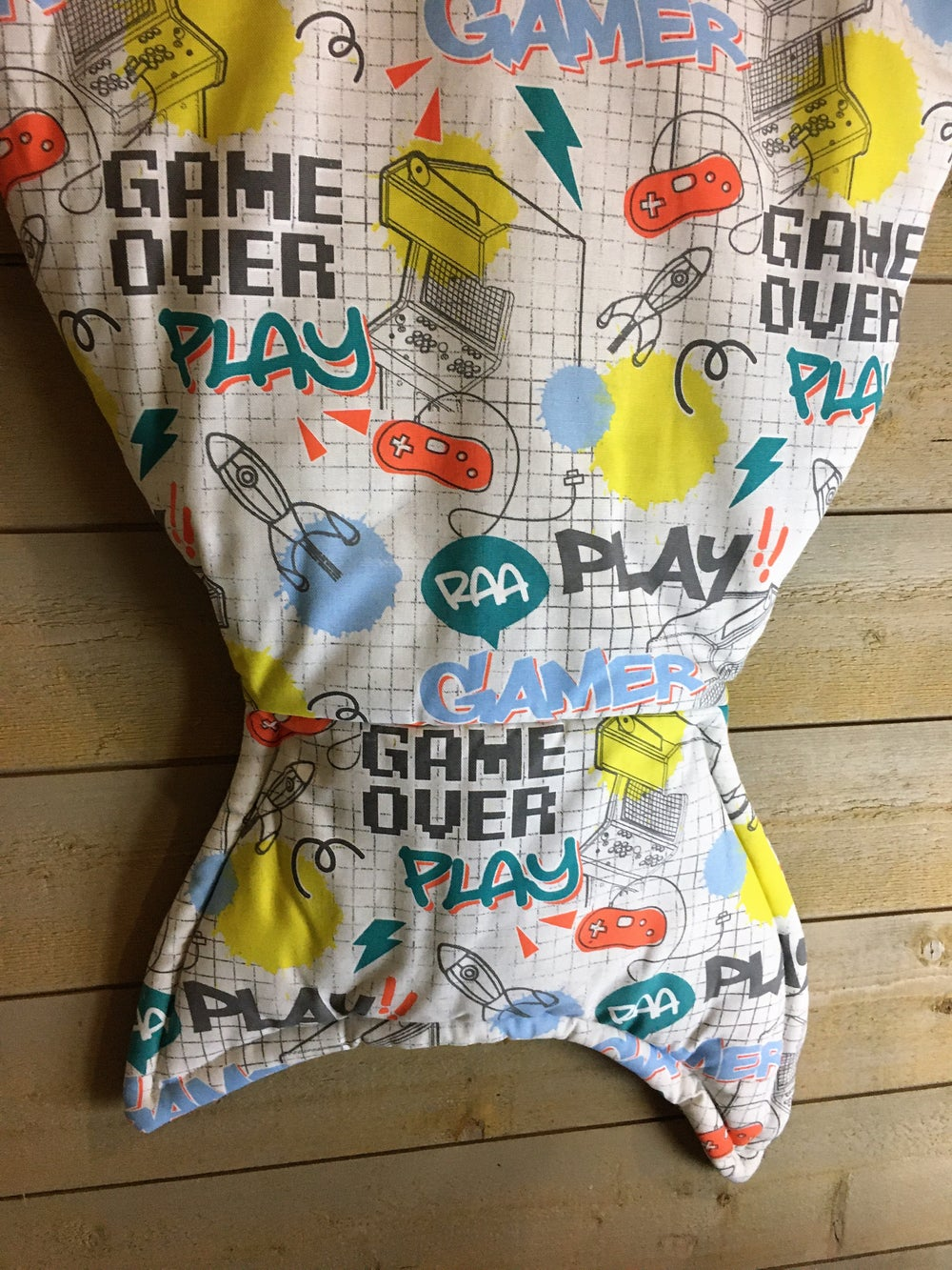 Image of Sac de couchage # queue de requin  Game Over