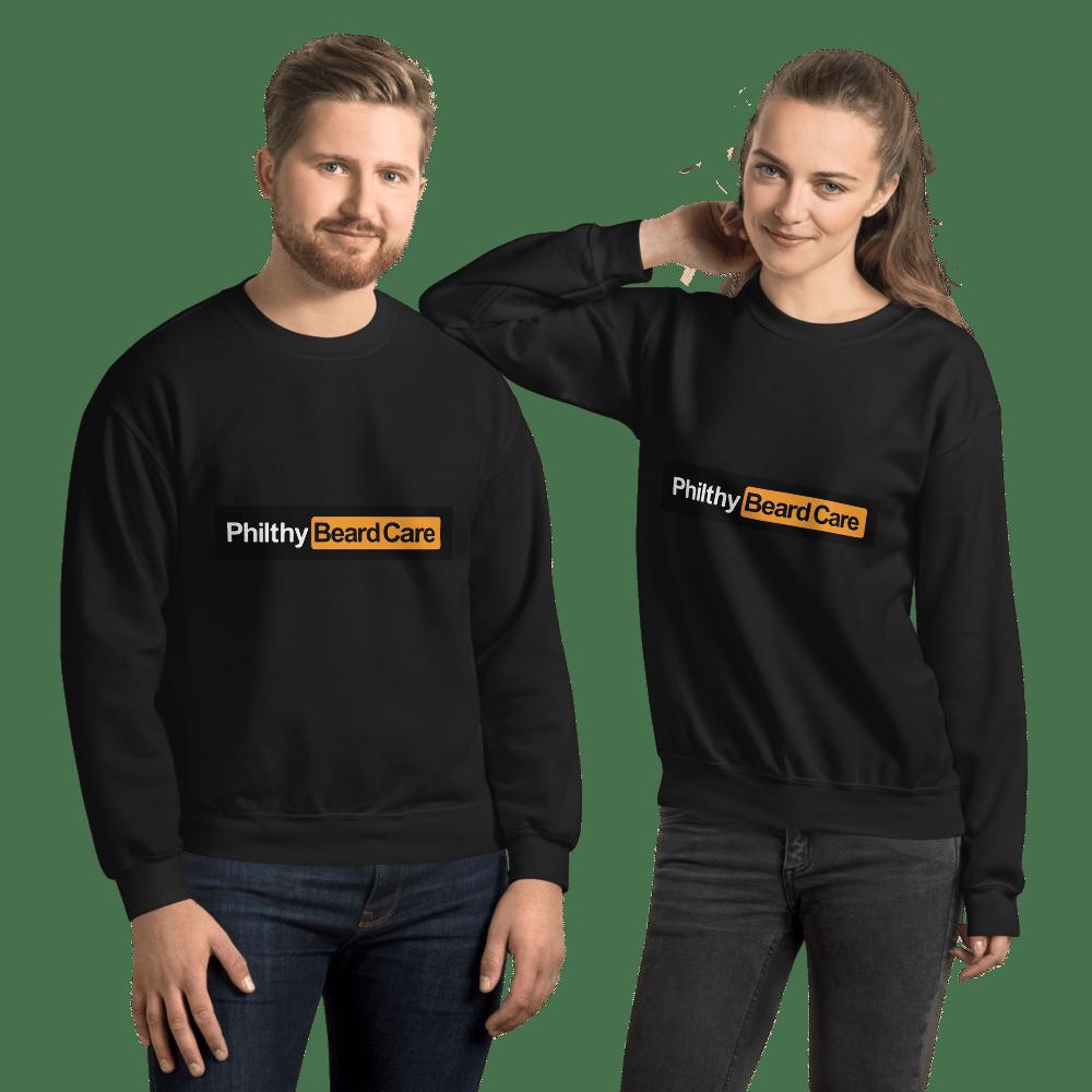 Image of PhilthyHUB Crew Neck Sweatshirt