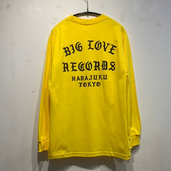 Image of BIG LOVE CLASSIC LOGO 2020 LONG T-SHIRT