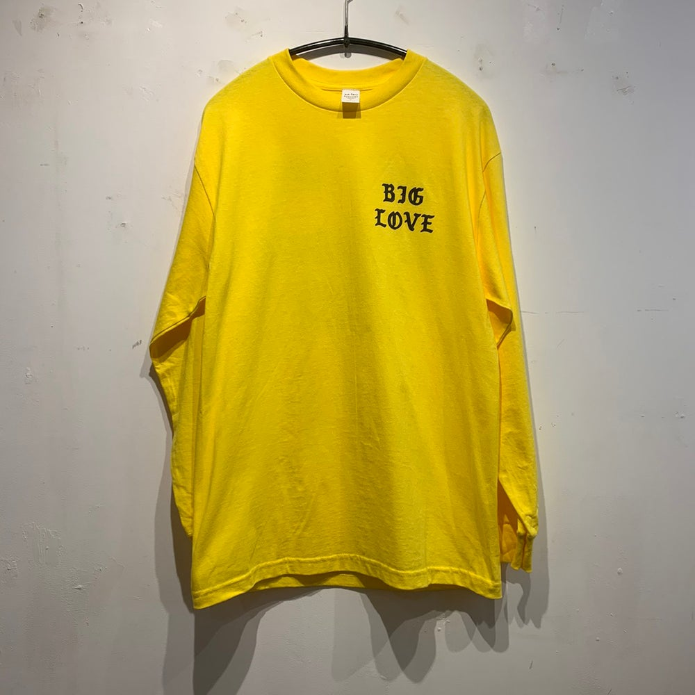 Image of BIG LOVE CLASSIC LOGO 2020 LONG T-SHIRT