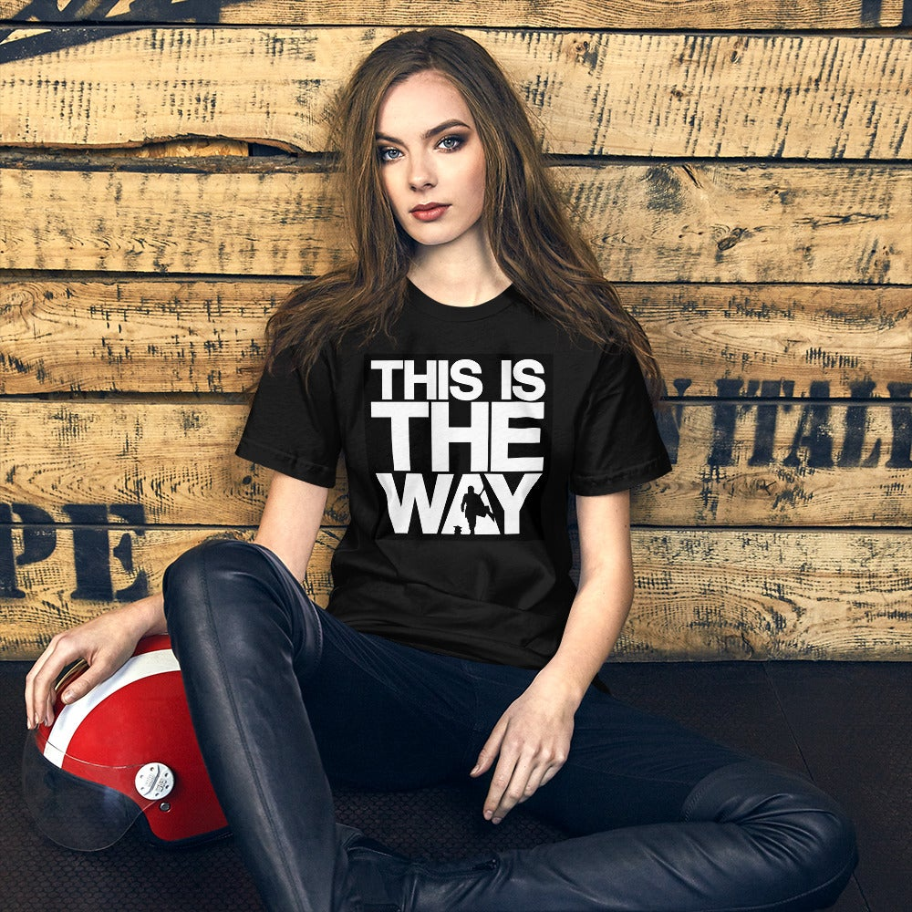 Image of This Is The Way T Shirt
