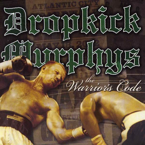 Image of Dropkick Murphys - The Warrior's Code LP
