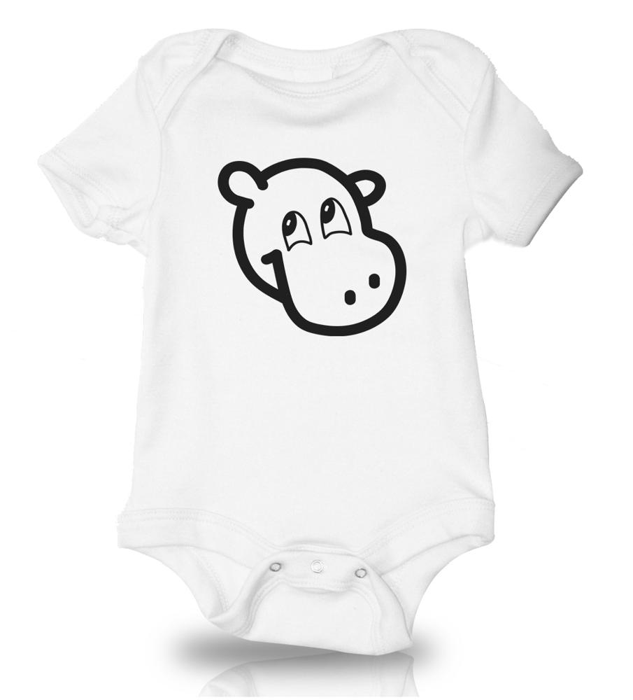 Image of Baby Hippo Onesie