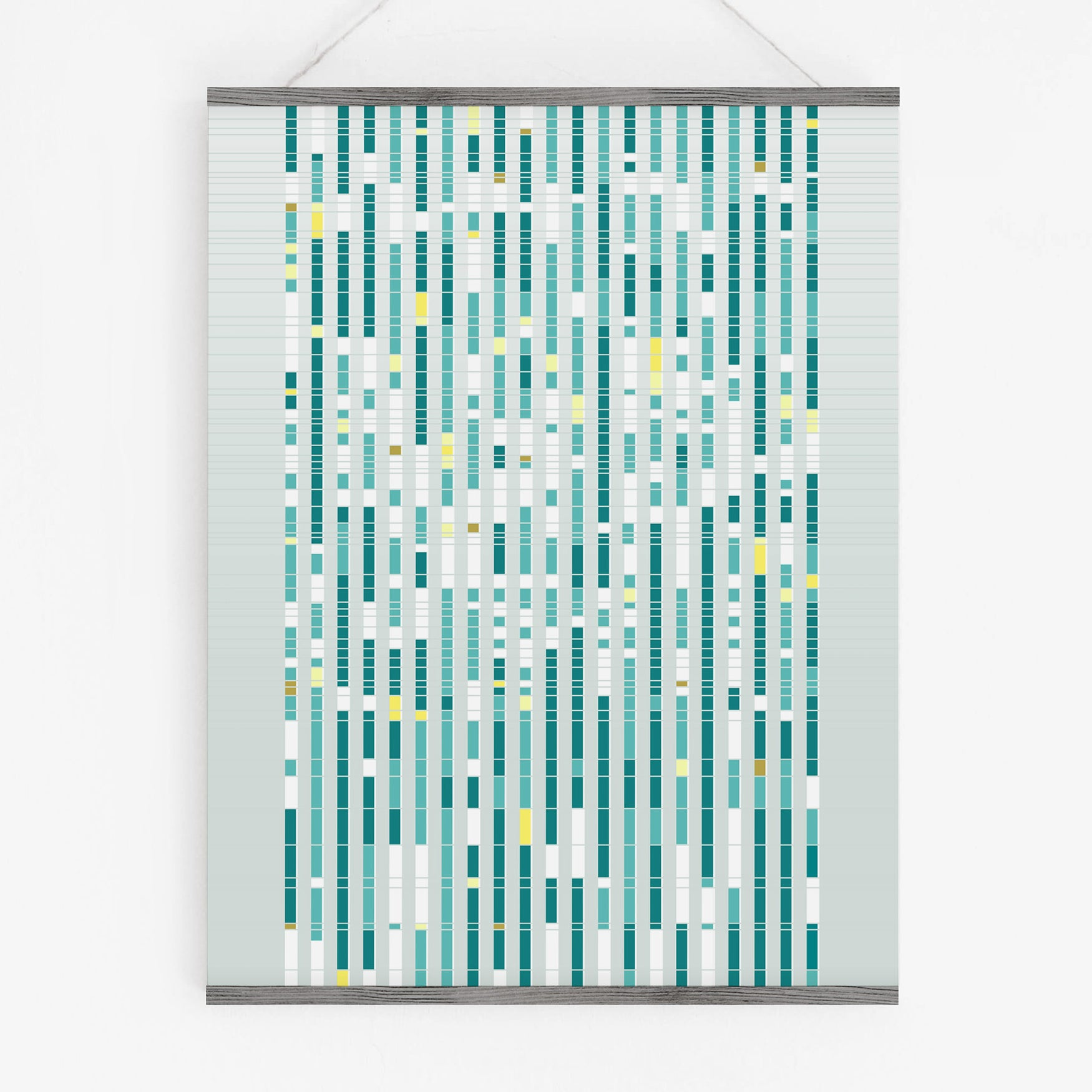 Image of Ocean Mosaic Art Print