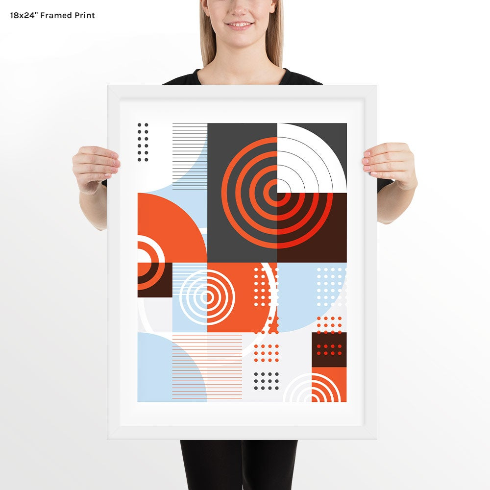 Image of Ripple Effect Art Print