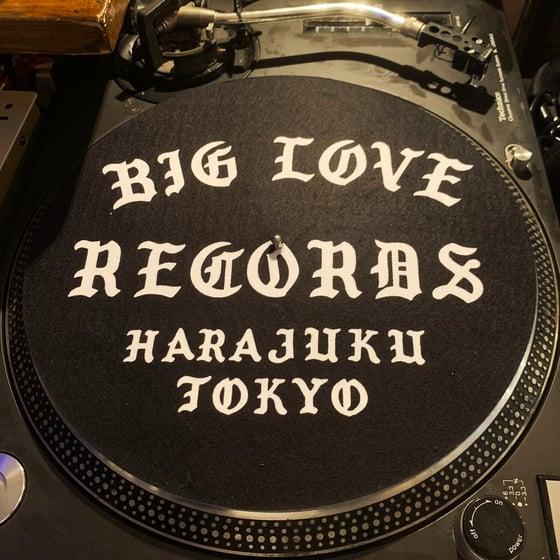 Image of BIG LOVE CLASSIC LOGO SLIPMAT