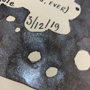 Inkvent Calendar / Print / Dec. 3rd / Oxygen Mask