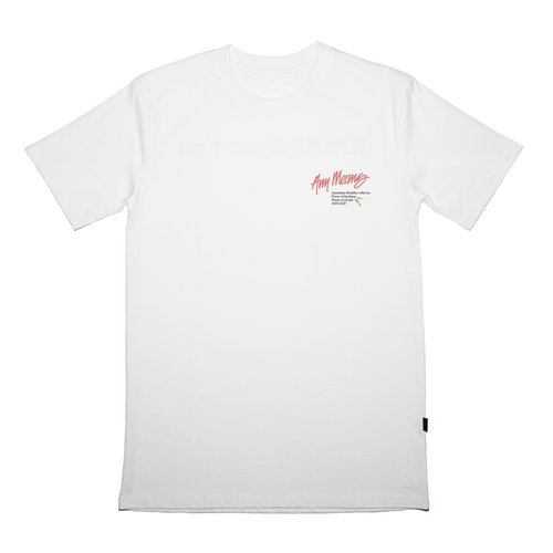 Image of Any Means Bushfire Relief Tee PRE ORDER