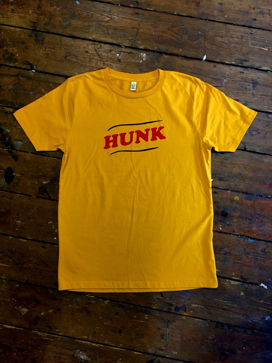 Image of Hunk Logo T-Shirt