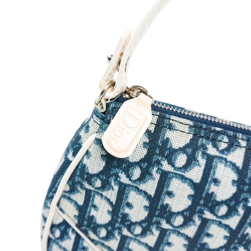 Image of Dior Mini Saddle Bag