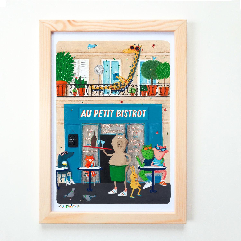 Image of Au petit bistrot