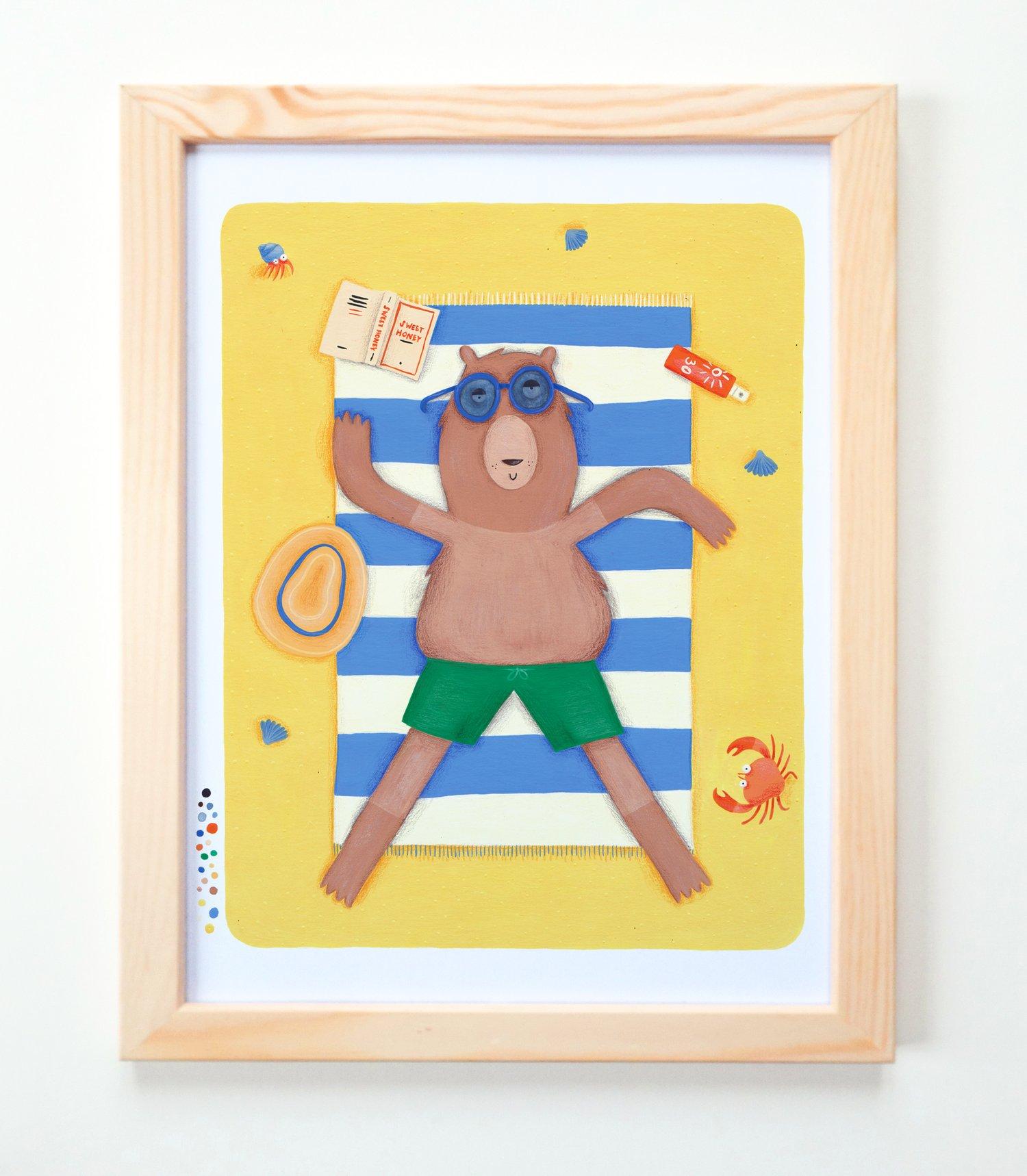 Image of Sunny bear