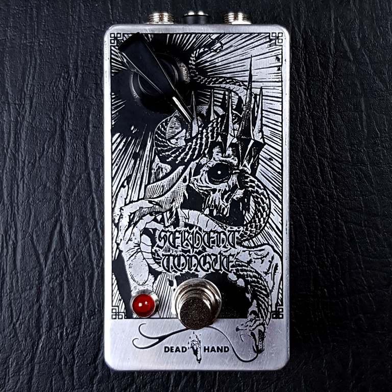 Image of Serpent Tongue - Blendable Chainsaw Distortion