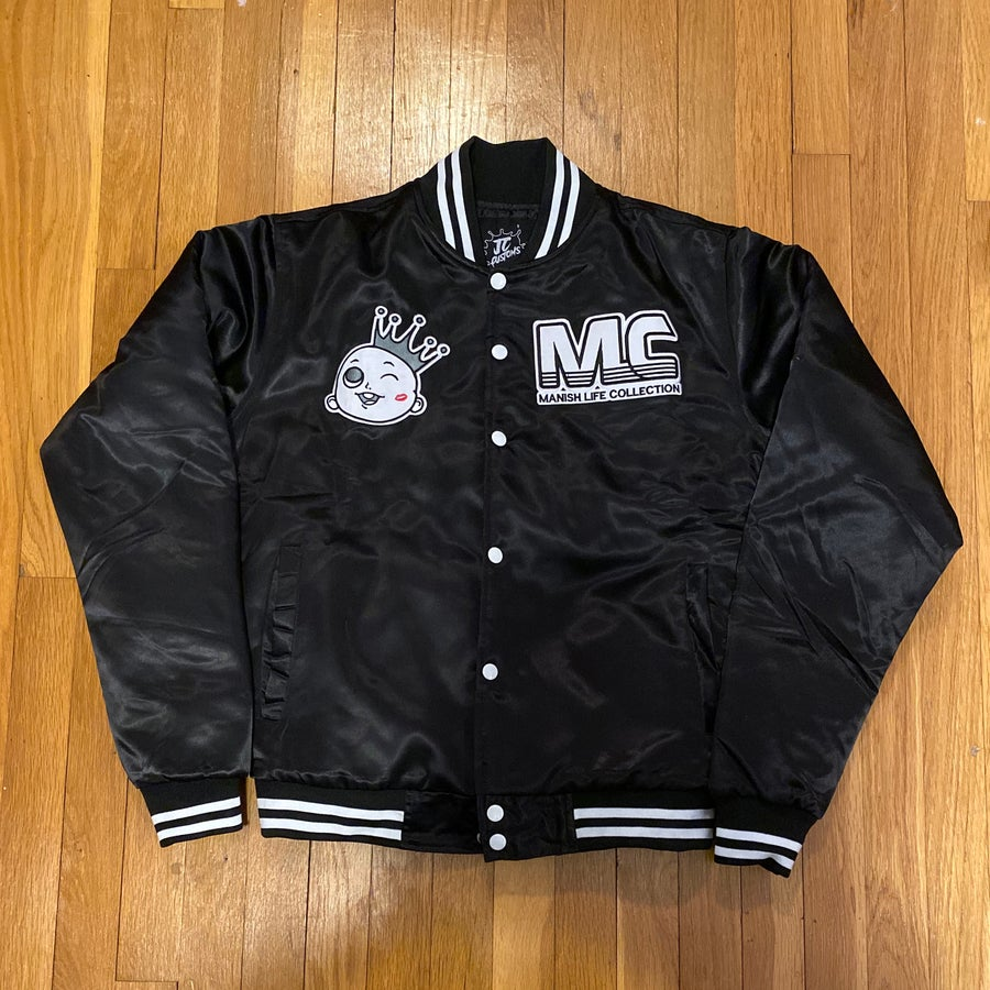 Image of Manish Life Collection Bomber Jacket