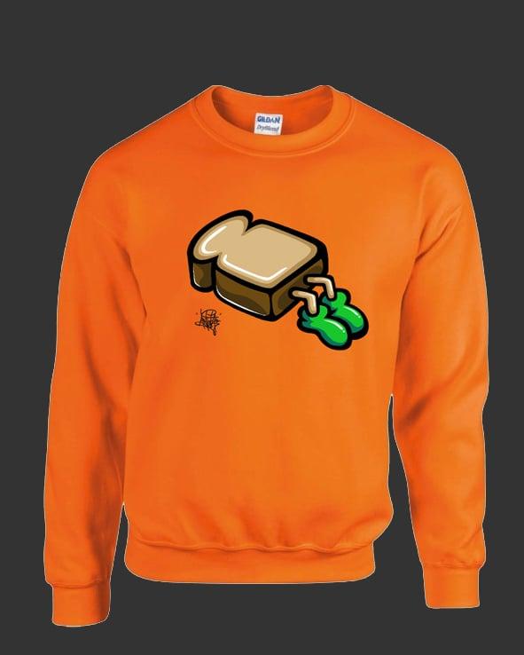 Image of A Flying Toast 2020 Sweatshirt
