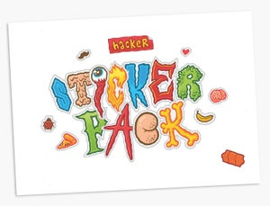 Image of Sticker Pack #1
