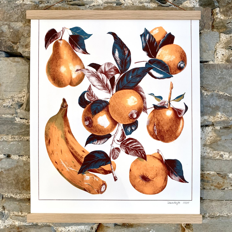 Image of Fruits des passions