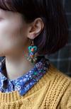 Deli Earrings - Ancient Myths