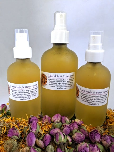 Image of Calendula & Rose Toner