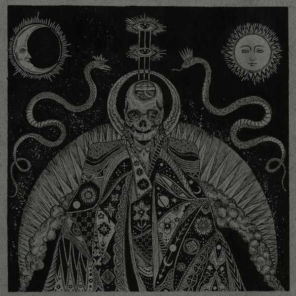 """Image of FÒRN """"the departure of consciousness"""" LP + 7"""""""