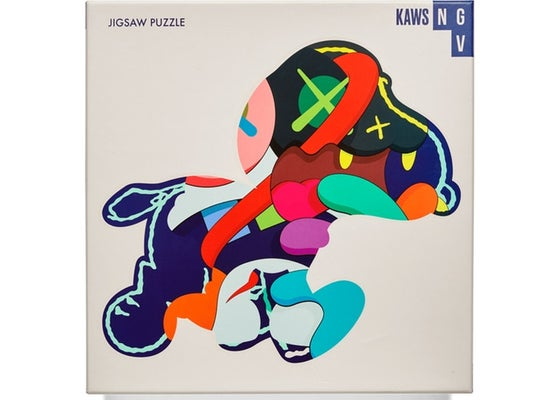 Image of KAWS Stay Steady Puzzle