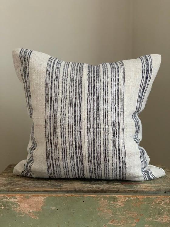 Image of Blue Hemp Stripe
