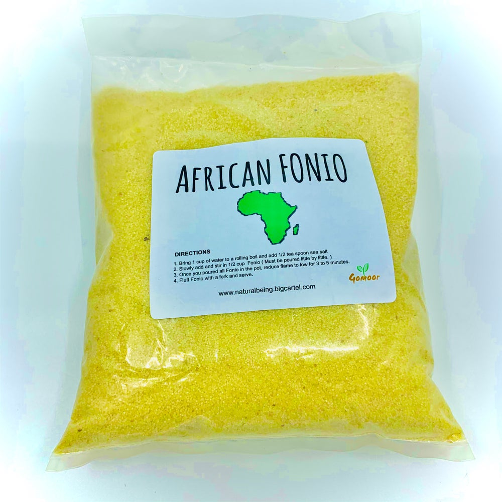 Image of 2 Lbs Fonio (Dr.Sebi Approved Grain)