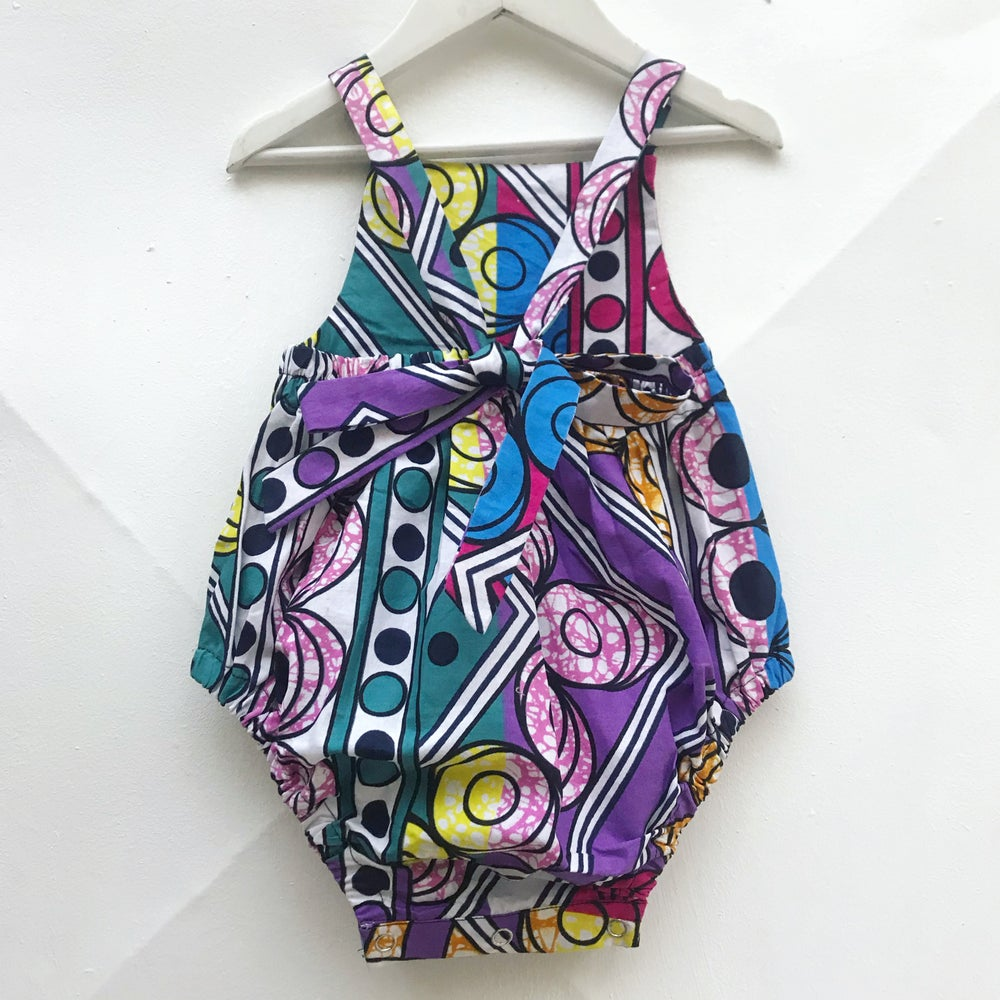 Image of Frippe Romper in Pop