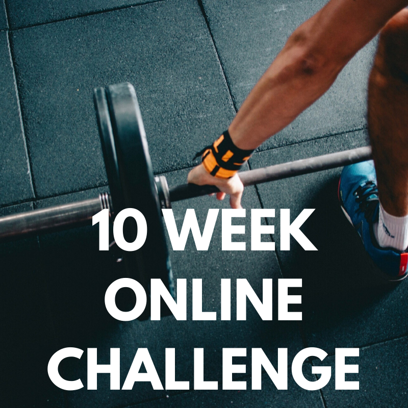 Image of 10 WEEK ONLINE TRANSFORMATION CHALLENGE