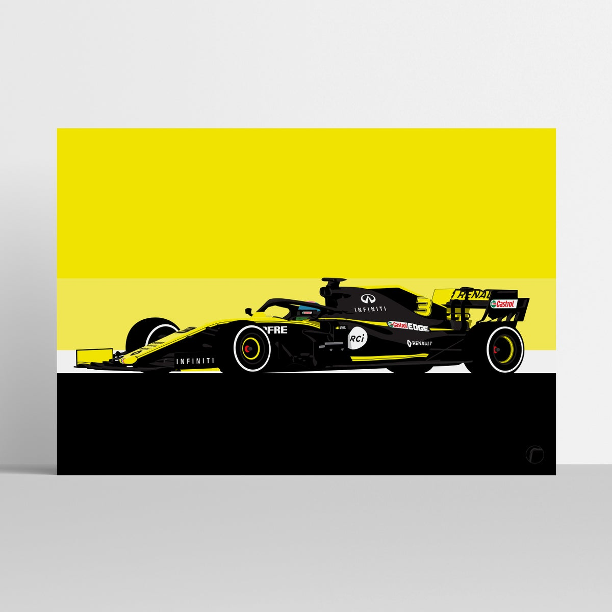 Image of Renault RS19 | Ricciardo (WIRES Donation)