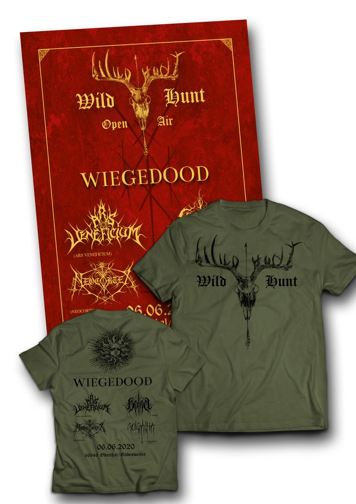 Image of Package - Olivgrün - Wild Hunt Open Air 2021