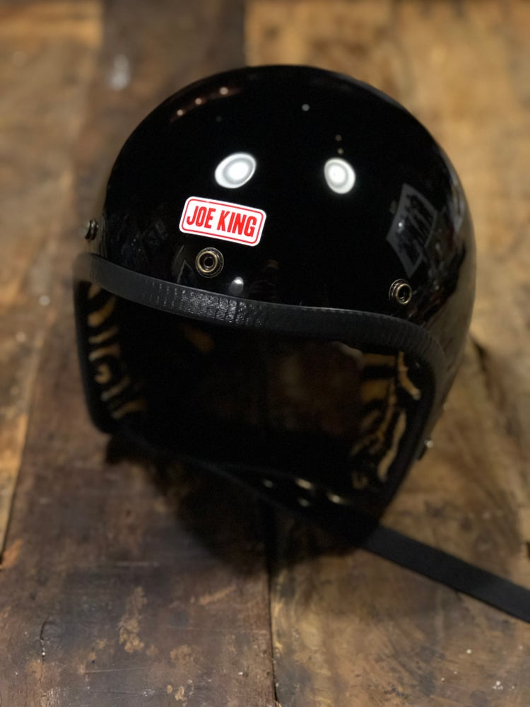 Image of JK400 Gloss Black & Tiger