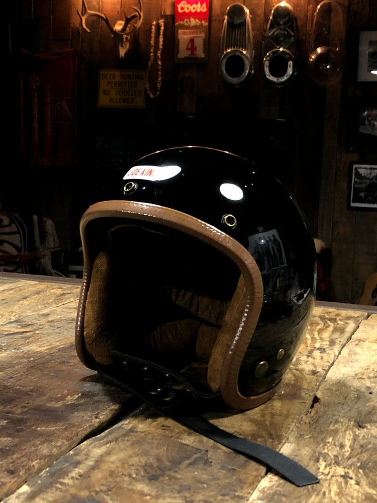 Image of JK400 Black & Brown Trim