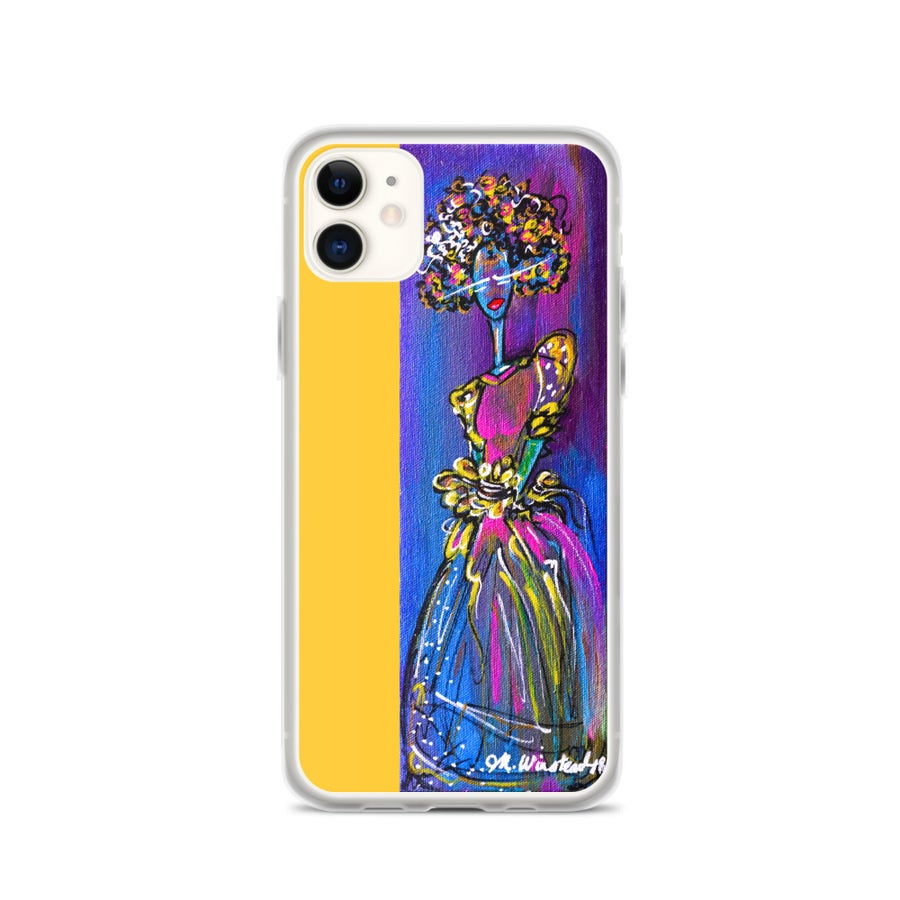 "Image of ""Afro-Funk Diva"" Cellphone Case"