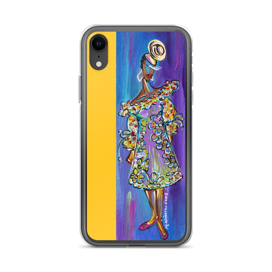 "Image of ""Crowned Diva"" Cellphone Case"