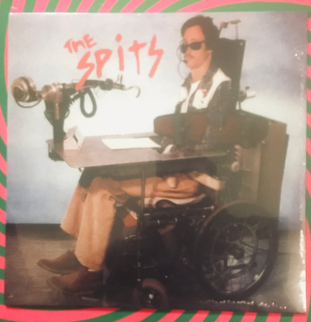 Image of THE SPITS LP #2