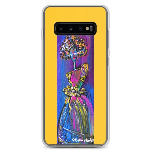 """Image of """"Afro-Funk Diva"""" Cellphone Case"""