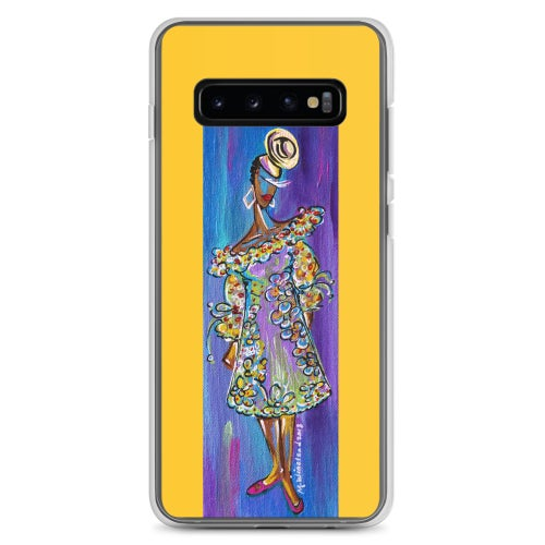 """Image of """"Crowned Diva"""" Cellphone Case"""