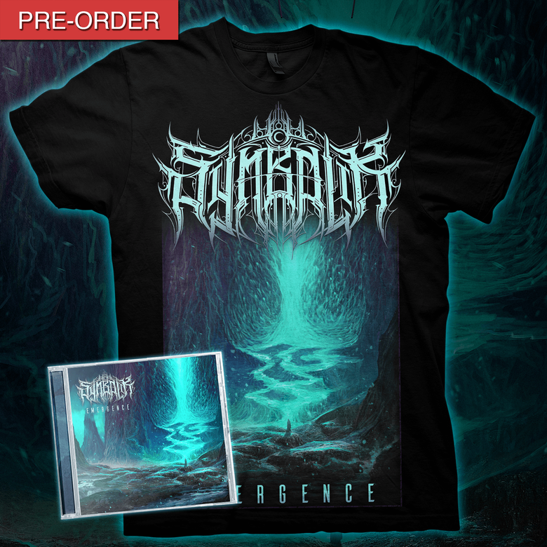 Image of SYMBOLIK - Emergence - CD Bundle
