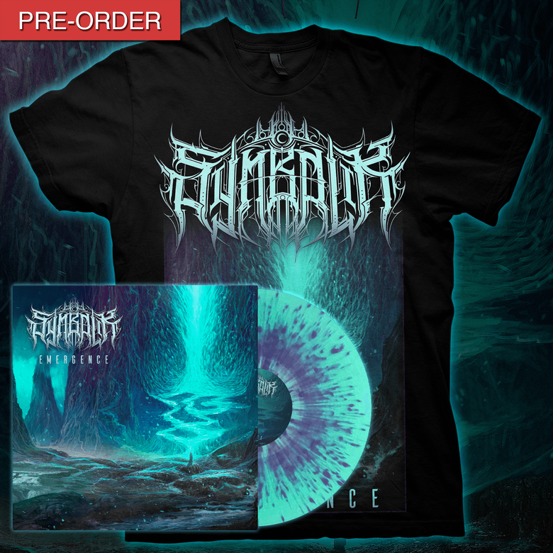 "Image of SYMBOLIK - Emergence | 12"" Consumed Bundle"