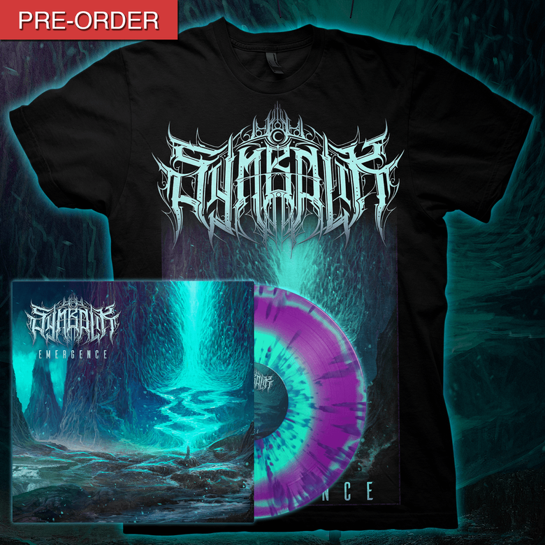 "Image of SYMBOLIK - Emergence | 12"" Oblivion Bundle"